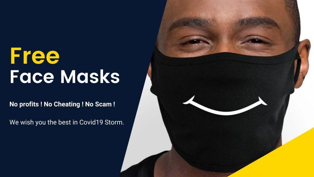 Free Mask Banner 2 - Evangelion Merch