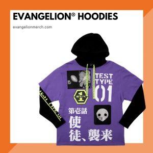 Evangelion Hoodie