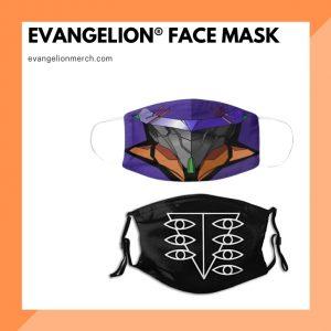 Evangelion Face Mask