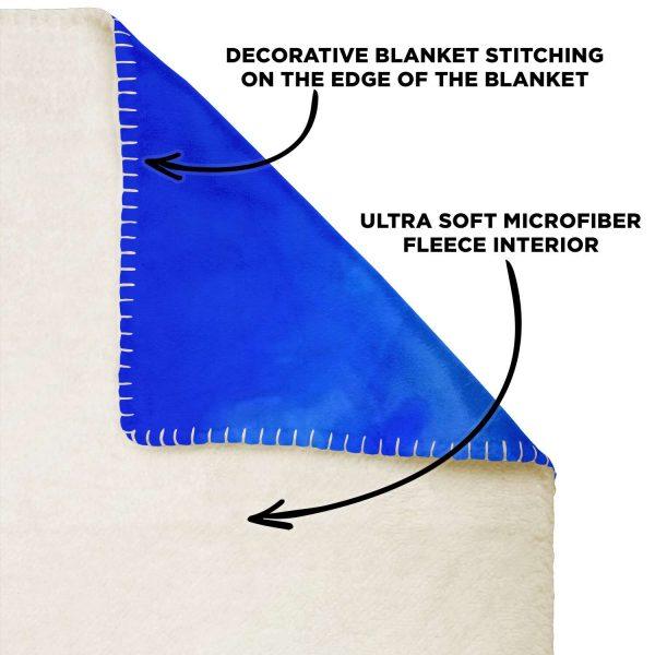 Evangelion Microfleece Blanket #11 Official Evangelion Merch