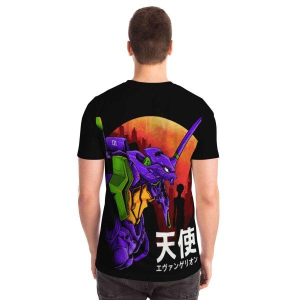 Evangelion Unit-01 Night T-shirt Official Evangelion Merch