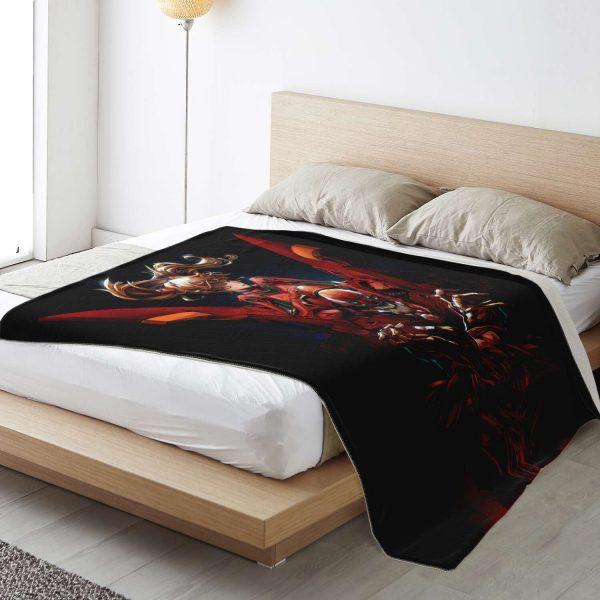 Evangelion Microfleece Blanket #10 Official Evangelion Merch