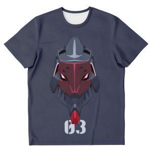Evangelion Unit-03 Classic T-shirt Official Evangelion Merch