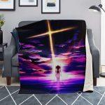 Evangelion Microfleece Blanket #03 Official Evangelion Merch