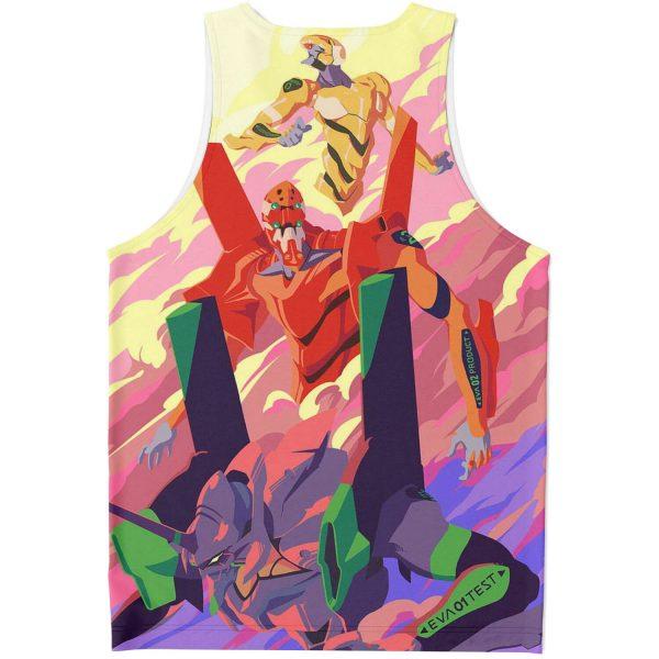 Evangelion 3D Tank Top New Design Official Evangelion Merch