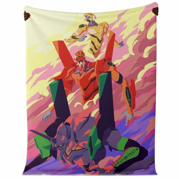 Evangelion Microfleece Blanket #13 Official Evangelion Merch
