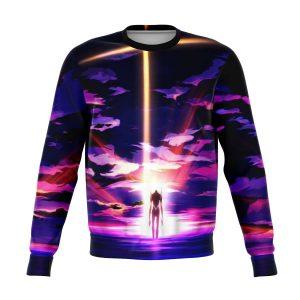 Evangelion Angel Sky Sweatshirt Official Evangelion Merch