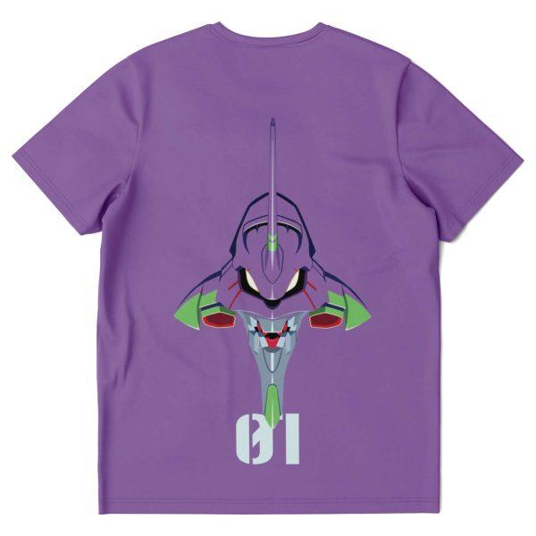 Evangelion Unit-01 Classic T-shirt Official Evangelion Merch