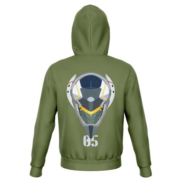 Evangelion Unit-05 Hoodie Official Evangelion Merch
