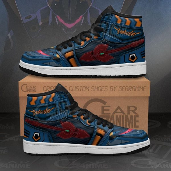 Evangelion Mark 06 Jordan Sneakers Official Evangelion Merch