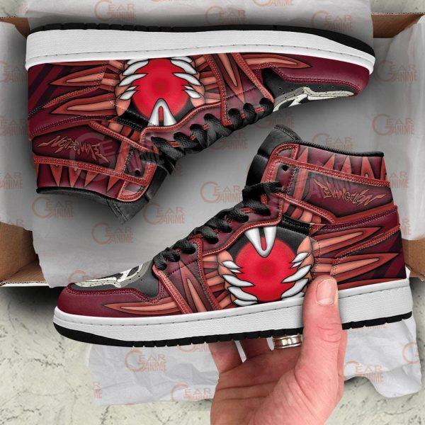 Evangelion Zeruel Jordan Sneakers Official Evangelion Merch
