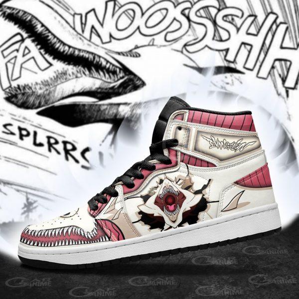 Evangelion Gaghiel Jordan Sneakers Official Evangelion Merch
