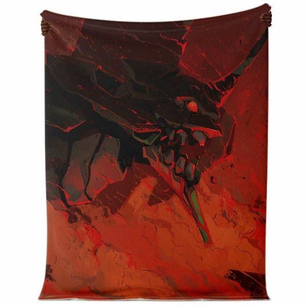 Evangelion Microfleece Blanket #15 Official Evangelion Merch