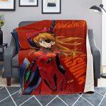 Evangelion Microfleece Blanket #09 Official Evangelion Merch