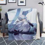 Evangelion Microfleece Blanket #08 Official Evangelion Merch