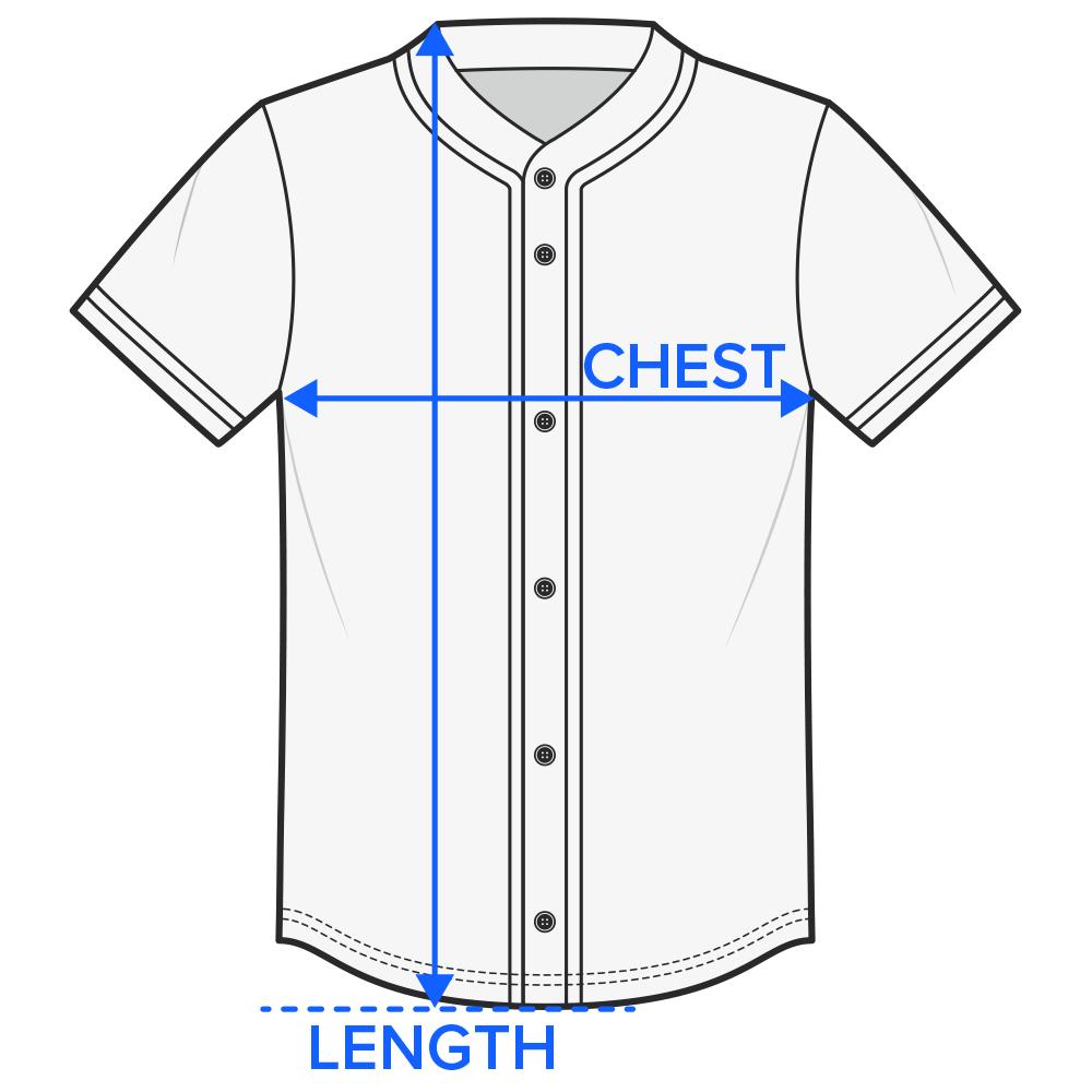 baseball jersey - Evangelion Merch