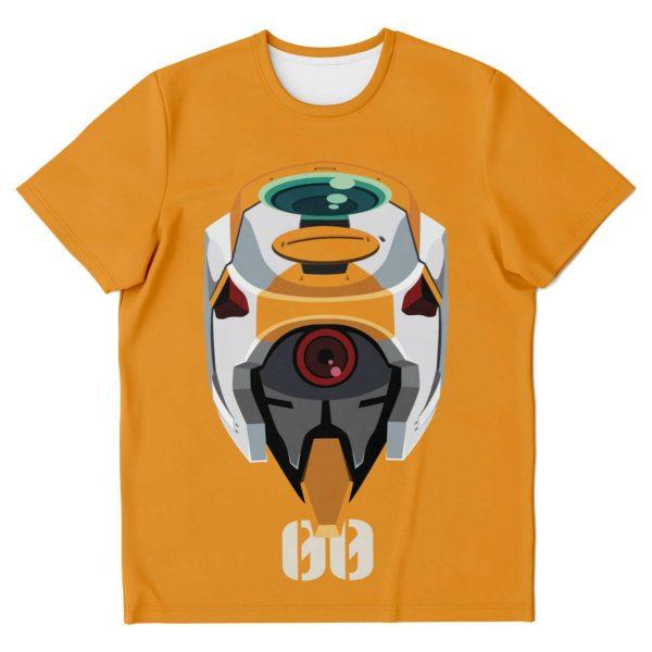 Evangelion Unit-00 Classic T-shirt Official Evangelion Merch