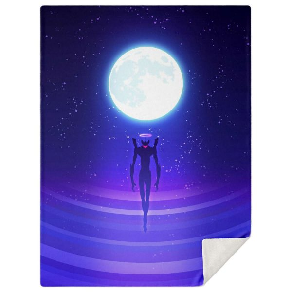 Evangelion Microfleece Blanket #07 Official Evangelion Merch