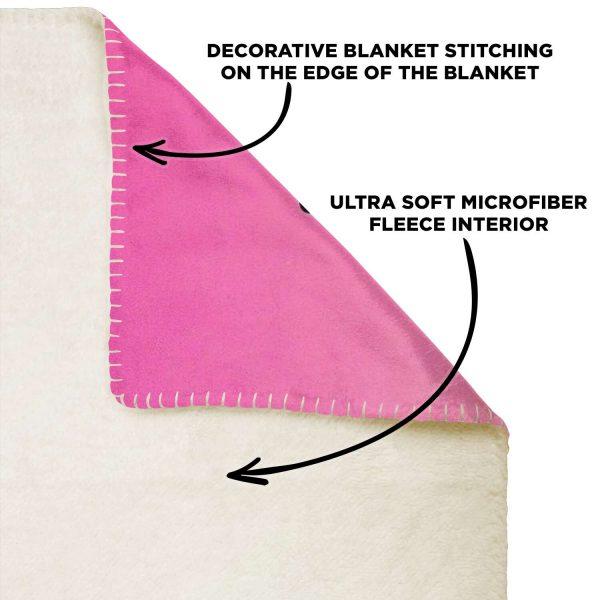 Evangelion Microfleece Blanket #16 Official Evangelion Merch