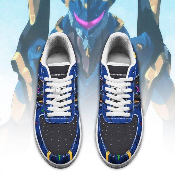 Evangelion Mark.06 Air Force Sneakers Official Evangelion Merch