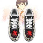 Evangelion Maya Ibuki Air Force Sneakers Official Evangelion Merch