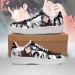Evangelion Misato Katsuragi Air Force Sneakers Official Evangelion Merch