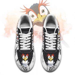 Evangelion Pen Pen Air Force Sneakers Official Evangelion Merch