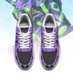 Evangelion Unit-01 Air Force Sneakers Official Evangelion Merch