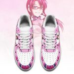 Mari Illustrious Makinami Air Force Sneakers Official Evangelion Merch