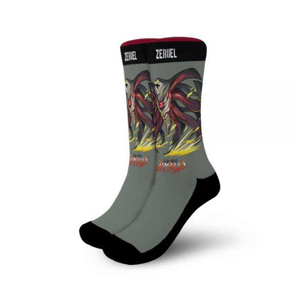 Neon Genesis Evangelion Zeruel Socks Official Evangelion Merch