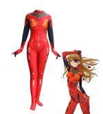 Evangelion Asuka Bodysuit Cosplay Costumes Official Evangelion Merch
