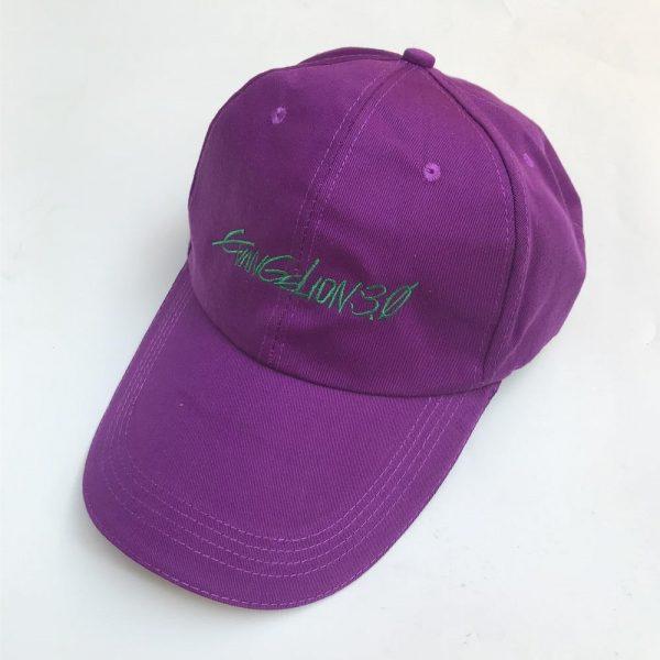 Evangelion Embroidery Hat New Design Official Evangelion Merch