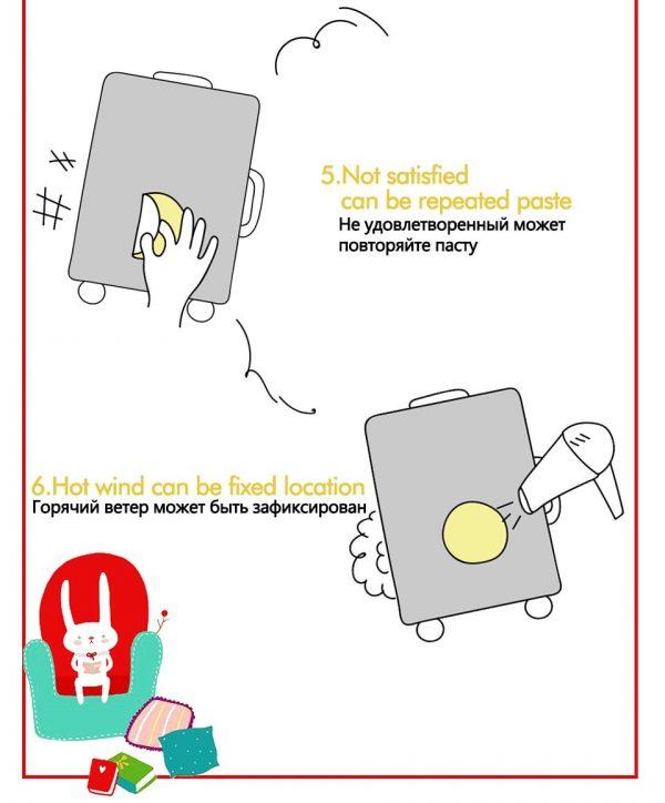 30/50PCS Evangelion Character Graffiti Waterproof Stickers Official Evangelion Merch