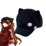 Evangelion Asuka Hats Cosplay Official Evangelion Merch