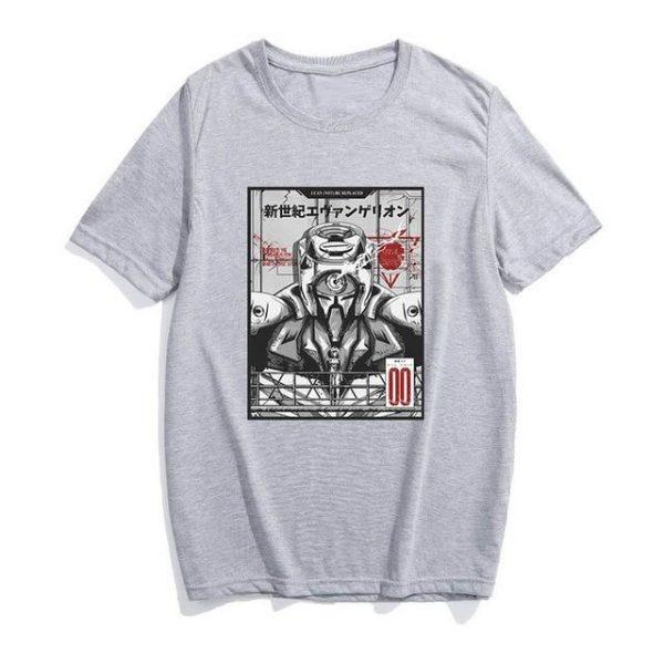 EVA Unit-00 T-shirt Style No.3 Official Evangelion Merch