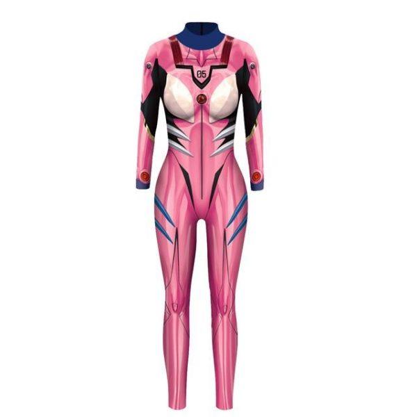 Evangelion Zentai Bodysuits Comic Cospaly Costume Official Evangelion Merch