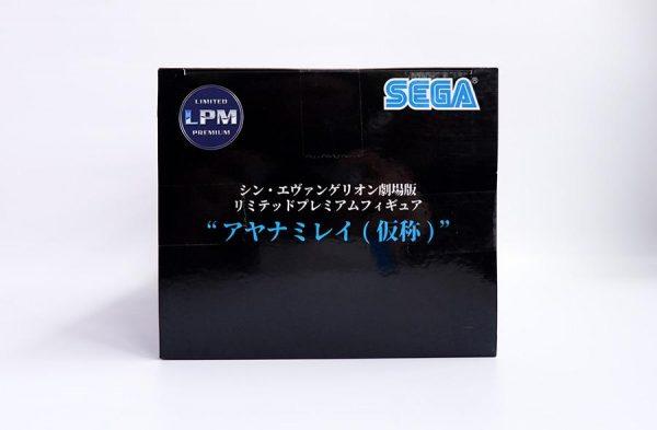 Original EVA Rei Ayanami Langley 94045 Official Evangelion Merch