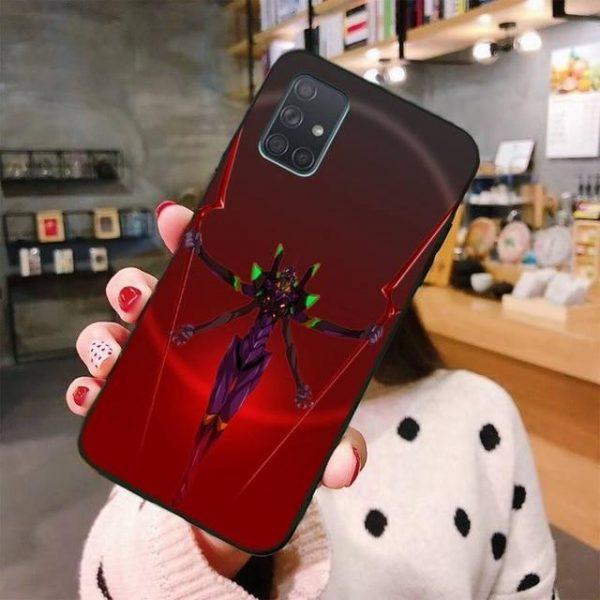 New Neon Genesis Evangelion Phone Case For Samsung Official Evangelion Merch