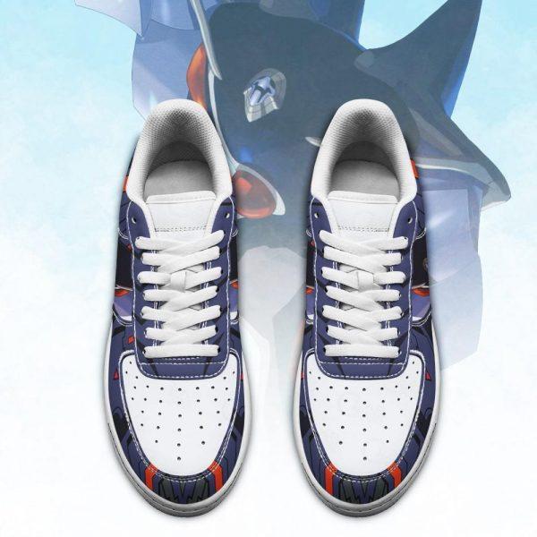 Evangelion Zeruel 10th Angel Air Force Sneakers Official Evangelion Merch