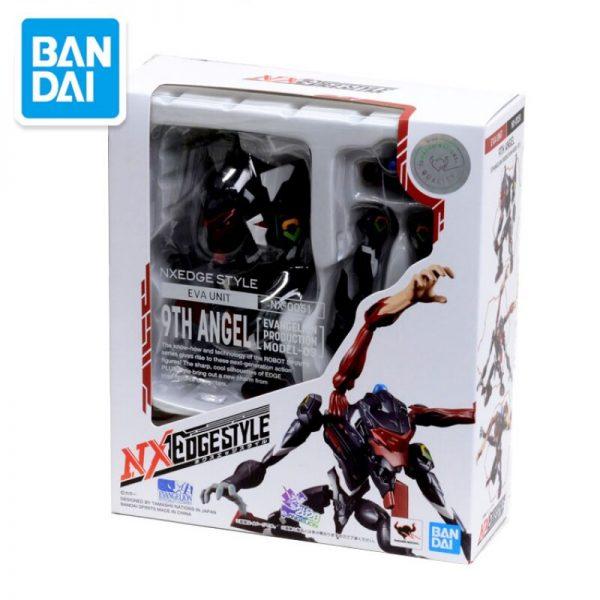 10cm BANDAI NEON GENESIS EVANGELION NXEDGE NX EVA MATOLIEL Anime characters Action PVC Collection Model Toy 4 - Evangelion Merch