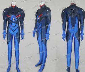 2017 EVA Nagisa Kaworu Cosplay Costume Men s Jumpsuit Battle Suit - Evangelion Merch