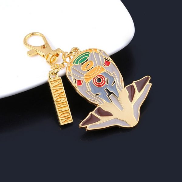 Anime KeyChain Ayanami Rei Ikari Shinji Asuka Cartoon Model Keyring Men Key Women Bag Accessories 2.jpg 640x640 2 - Evangelion Merch