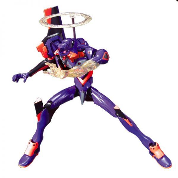 Bandai Eva Theater Edition 03 Neon Genesis Evangelion Eva Evangelion 01 Awakening Assembly Model Kids Toys 1 - Evangelion Merch
