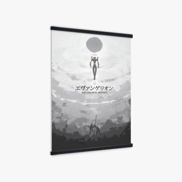 Evangelion Unit 01 Mechanic Modular Japanese Anime Poster Canvas Art Print Painting Wall Decor Picture For 1 - Evangelion Merch