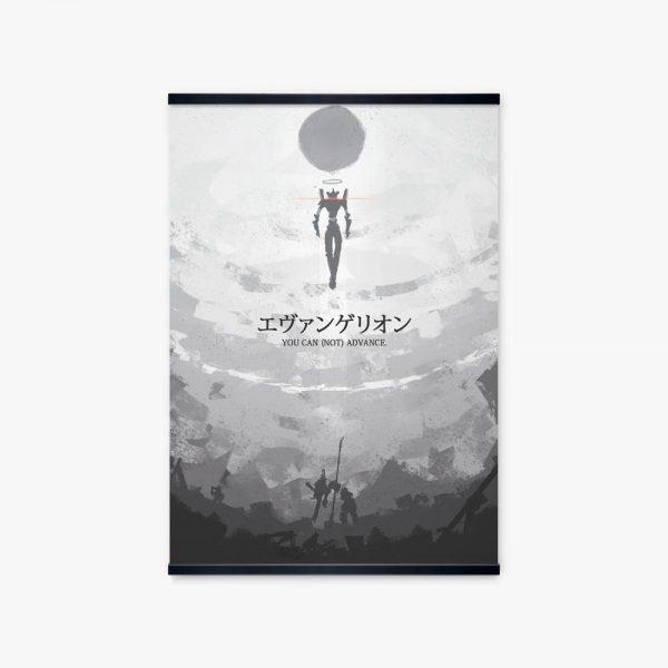 Evangelion Unit 01 Mechanic Modular Japanese Anime Poster Canvas Art Print Painting Wall Decor Picture For - Evangelion Merch