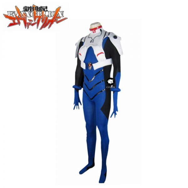 Ikari Shinji EVA 01 Test Type Meisters Battle Suit Cosplay Costume Custom Halloween Christmas Uniform Custom 1 - Evangelion Merch