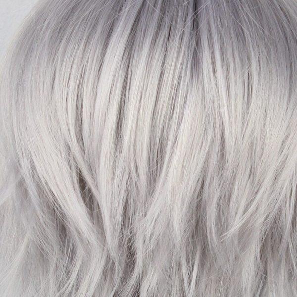 Nagisa Kaworu Hair Neon Genesis Evangelion Hair Nagisa Kaworu Cosplay Hair Gray Mens Neon Genesis Evangelion 4 - Evangelion Merch