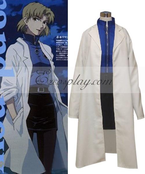 Neon Genesis Ritsuko Akagi Cosplay Costume E001 - Evangelion Merch