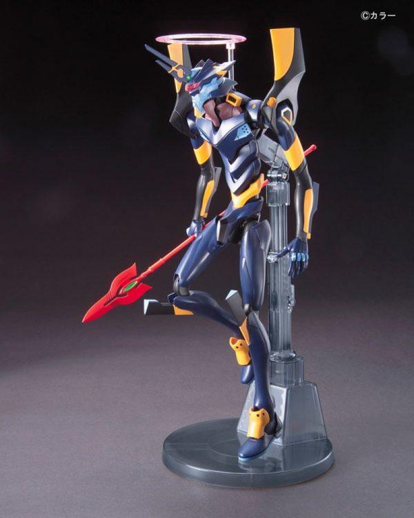 Original BANDAI Gundam Mark 06 EVA 06 Ver Anime Evangelion Assembled Robot Model Kids Action Figure 2 - Evangelion Merch