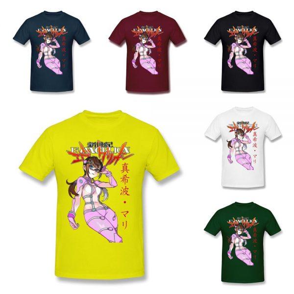 T shirt antifa Nazis Out Black Block Punk Newest New O neck Brand Men Tee Shirts - Evangelion Merch